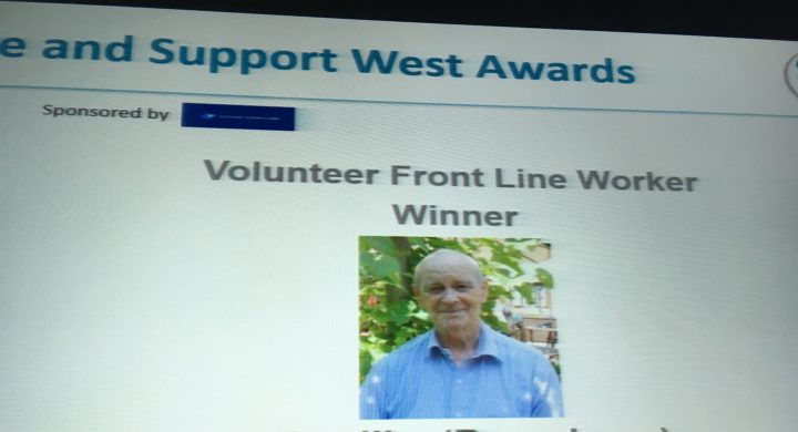 Image for Our winning volunteer