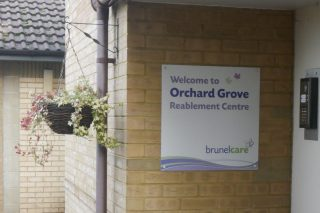 orchard grove reablement