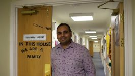 Edwin Glastonbury Deputy care home manager