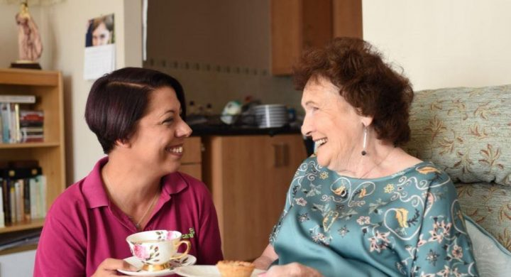 Image for Specialised care for you at home