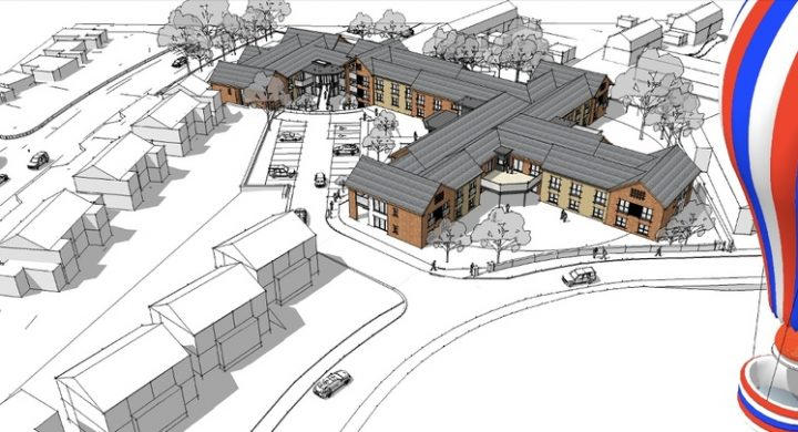 Image for Little Heath care home and reablement centre