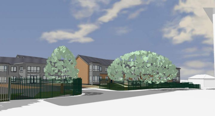 Image for Waverley Gardens new extension