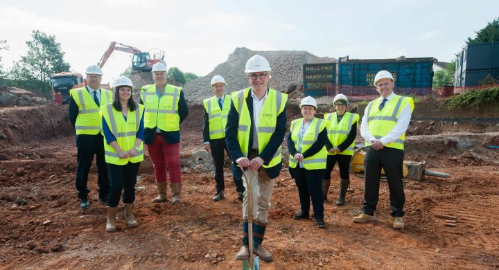 Image for 'First dig' takes place for Little Heath