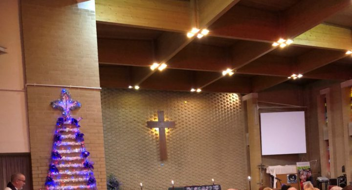 Image for Brunelcare's Carol Service brings communities together