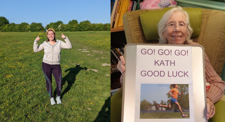 Image for The 500 Mile Challenge: Kath's Fundraiser