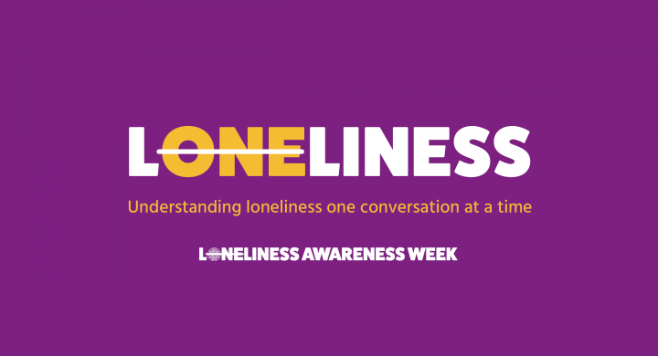 Image for Loneliness Awareness Week 2020