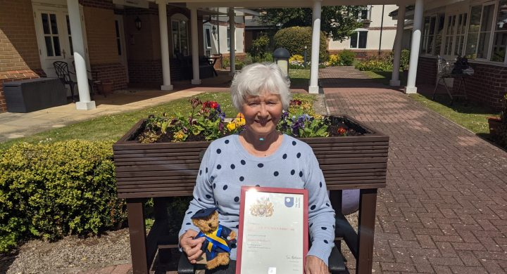 """Image for """"You're never too old to learn"""": Gaynor's story"""